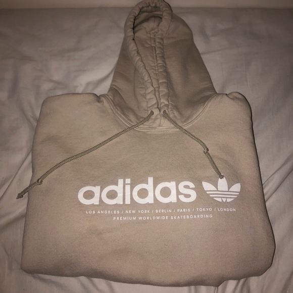 adidas Tops - Adidas Pacsun XL hoodie 9d968ac884